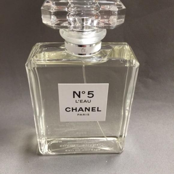 c1c5a6097a1 CHANEL Other - Chanel No 5 L eau EDT Eau De Toilette Spray 3.4 oz